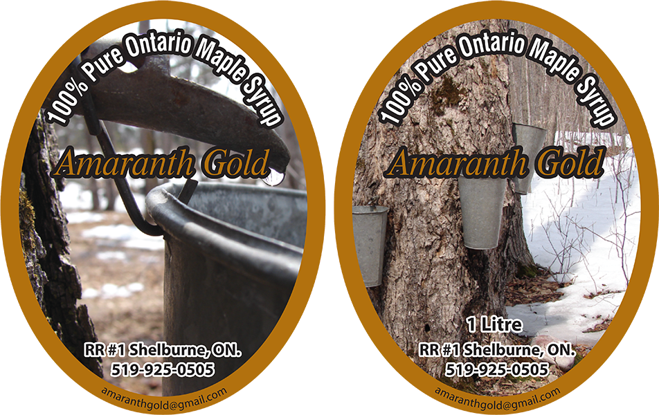 Best CANADA: Maple Syrup Label Gallery | Maple Syrup Labels LQ45