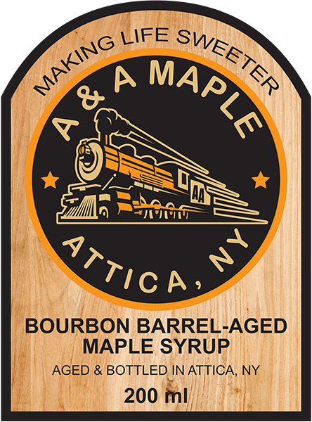 New York Maple Syrup Label Gallery Maple Syrup Labels