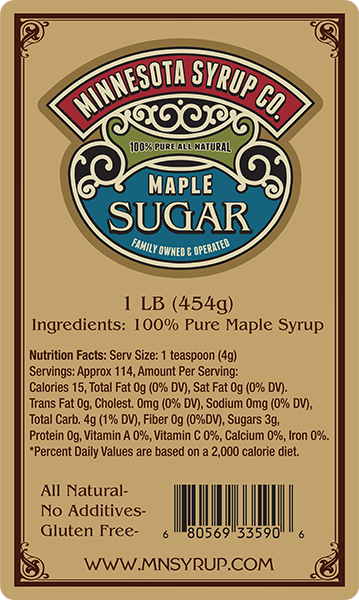 Minnesota Maple Syrup Label Gallery Maple Syrup Labels